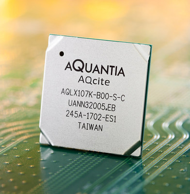 Aquantia and AptoVision Unveil First SDVoE Solution for Pro-AV Market