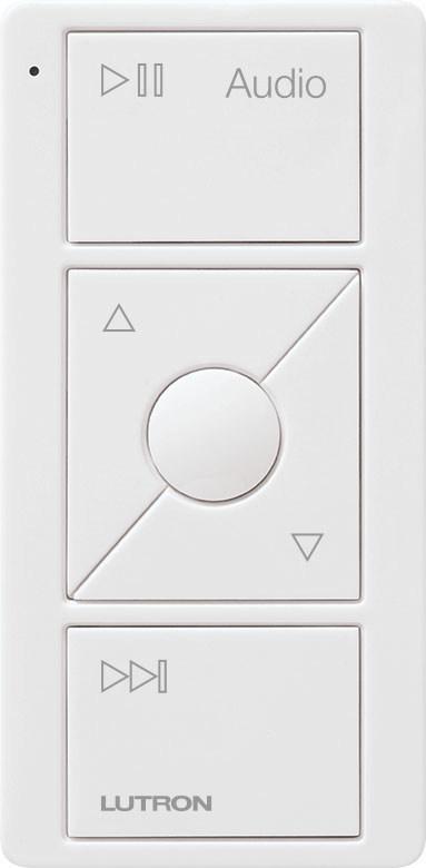 Lutron Pico RF remote control for audio (PRNewsFoto/Lutron Electronics)