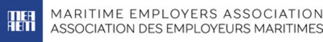 Logo de l'AEM (Groupe CNW/Association des employeurs maritimes)