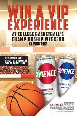 XYIENCE Energy Drink Announces New Original Campus Insiders Video Content Featuring College Basketball Expert Seth Davis And A National Sweepstakes