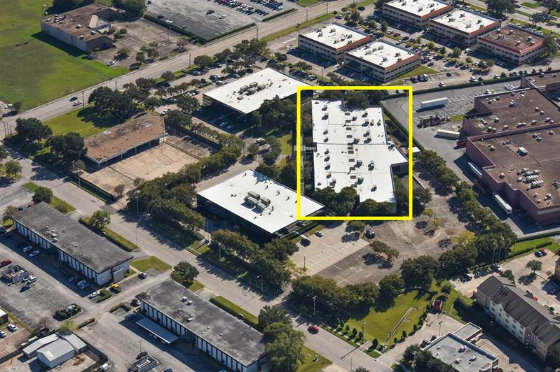 New Surgery Center in Gemini III Building, located at the intersection of Gemini and Buccaneer in Houston, TX.