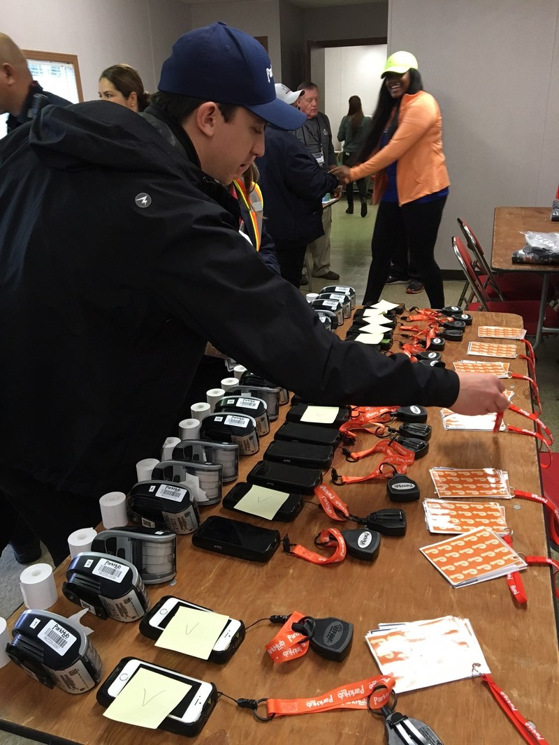 Rapid deployment and on-site training ensured a successful launch in Houston, TX