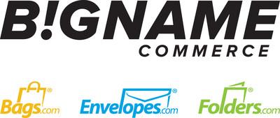 BIGNAME Commerce, parent company of Envelopes.com, acquires Folders.com and Bags.com