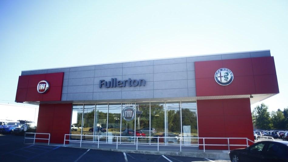 (PRNewsFoto/Fullerton Alfa Romeo/FIAT)