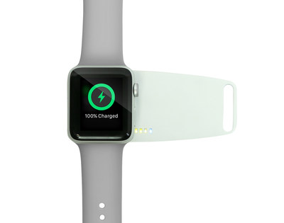 Citius Systems Introduces qCharge, A Compact Apple Watch Charger for Your Active Lifestyle