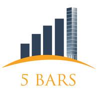5 Bars Logo