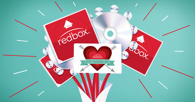 Redbox Identifies America's Most Romantic Cities: Annual List Shows Patterns of Where Love Lives