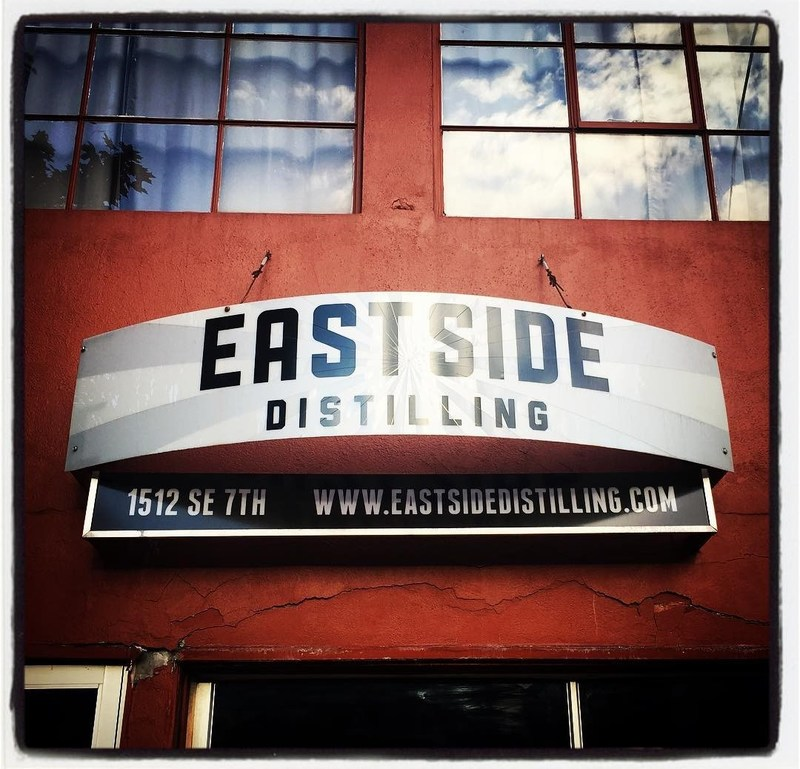 Eastside Distilling's tasting room in Portland's Distillery Row offers customers the opportunity to taste and purchase Eastside's award-winning lineup of craft spirits, while also allowing for private parties and other special events.