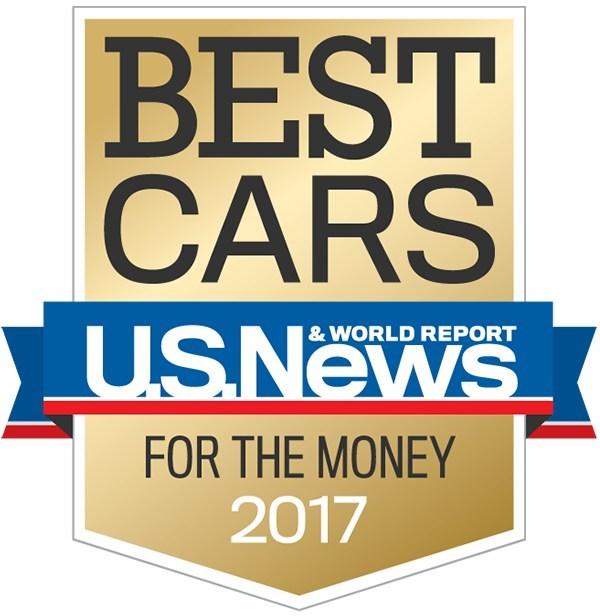 U.S. News Announces The 2017 Best Cars For The Money