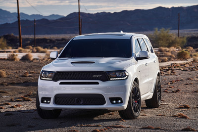 Dodge Unleashes New 2018 Dodge Durango Srt America S Fastest Most Powerful And Most Capable Three Row Suv