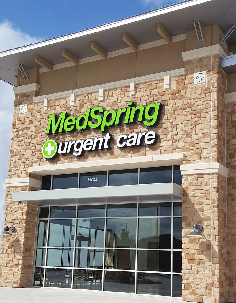 MedSpring Urgent Care Opens in Katy at Stableside in Falcon Landing