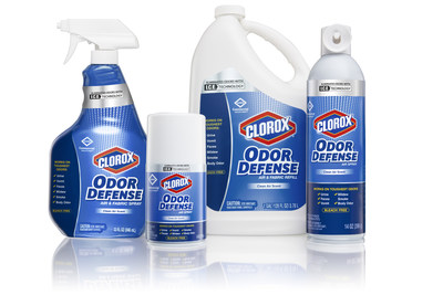 Clorox(R) Odor Defense(TM)