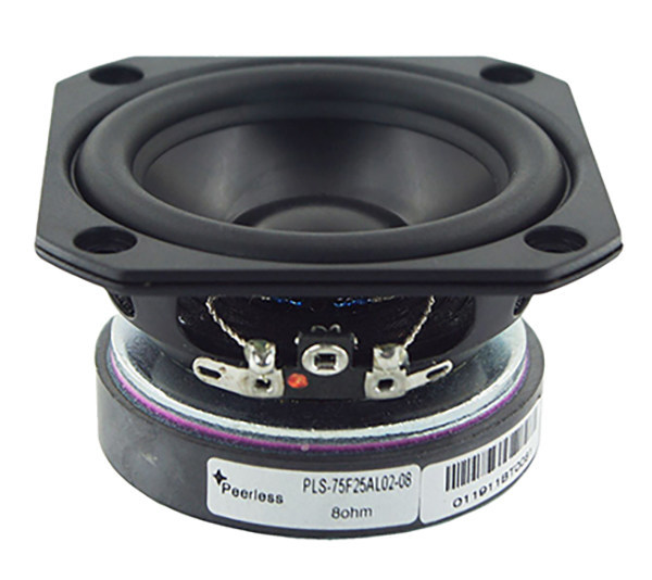 Peerless by Tymphany Audio Speaker
