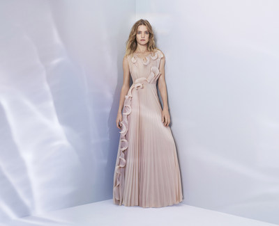 Supermodel and philanthropist Natalia Vodianova is the face of this year's Conscious Exclusive collection