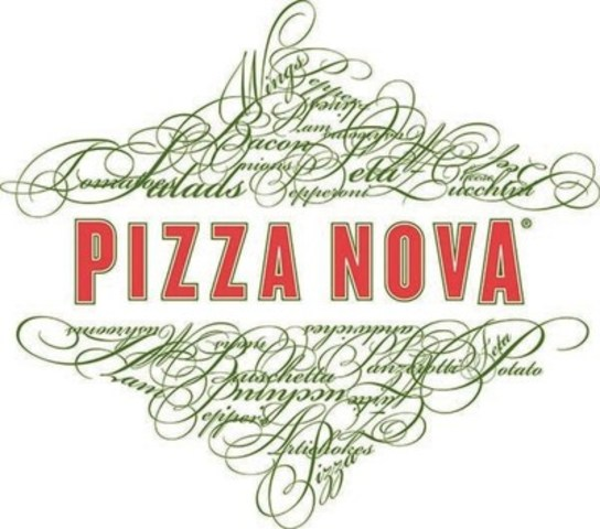Pizza Nova is first Canadian pizza company to offer pepperoni, bacon, chicken wings, grilled chicken and smoked ham in the Raised Without Antibiotics (RWA) category. (CNW Group/Pizza Nova)