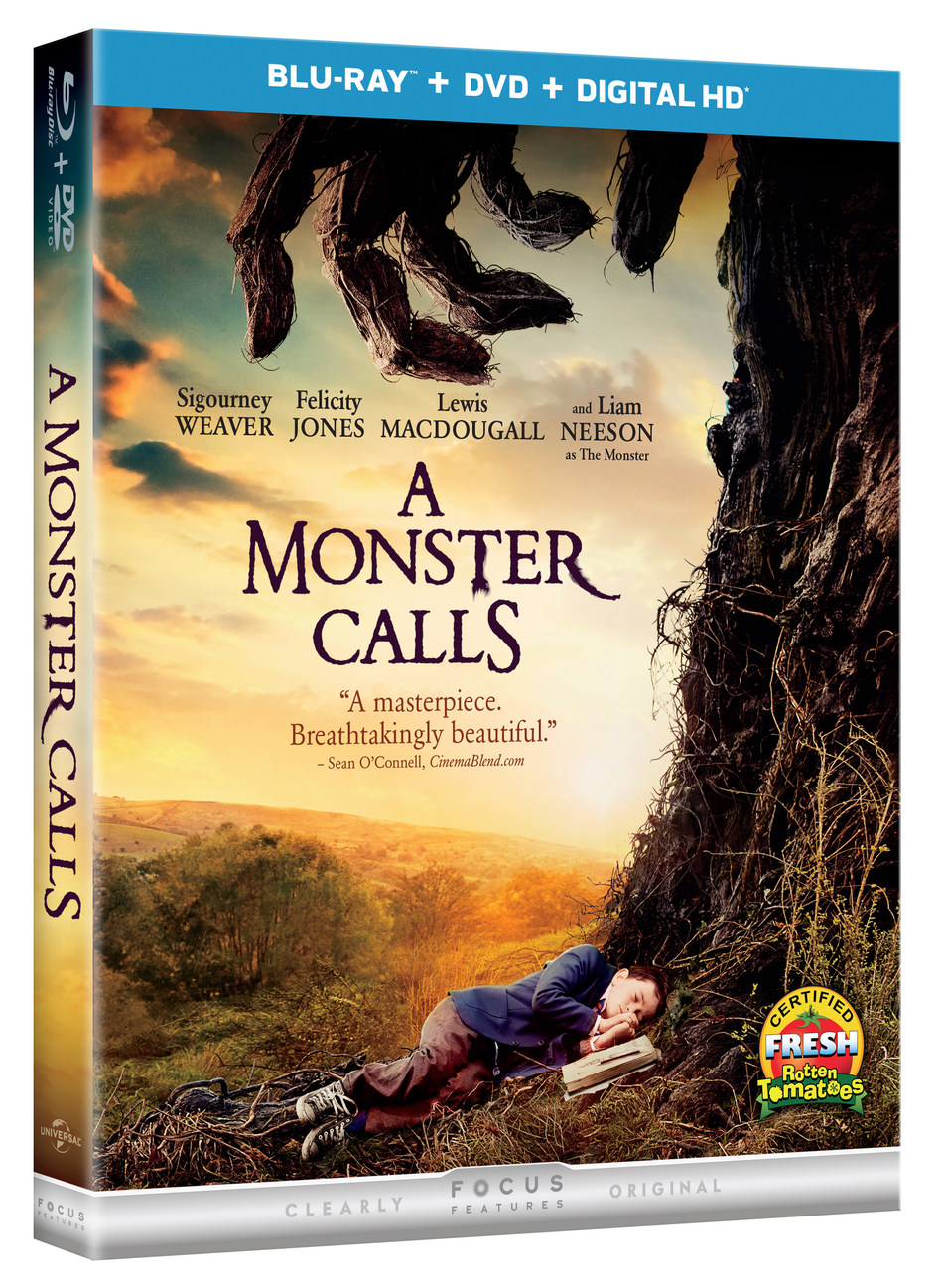 From Universal Pictures Home Entertainment: A Monster Calls