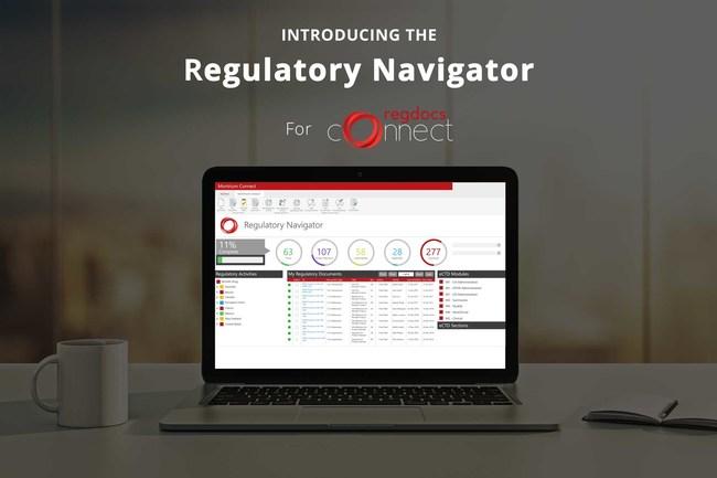 Regulatory Submission Navigator for RegDocs Connect