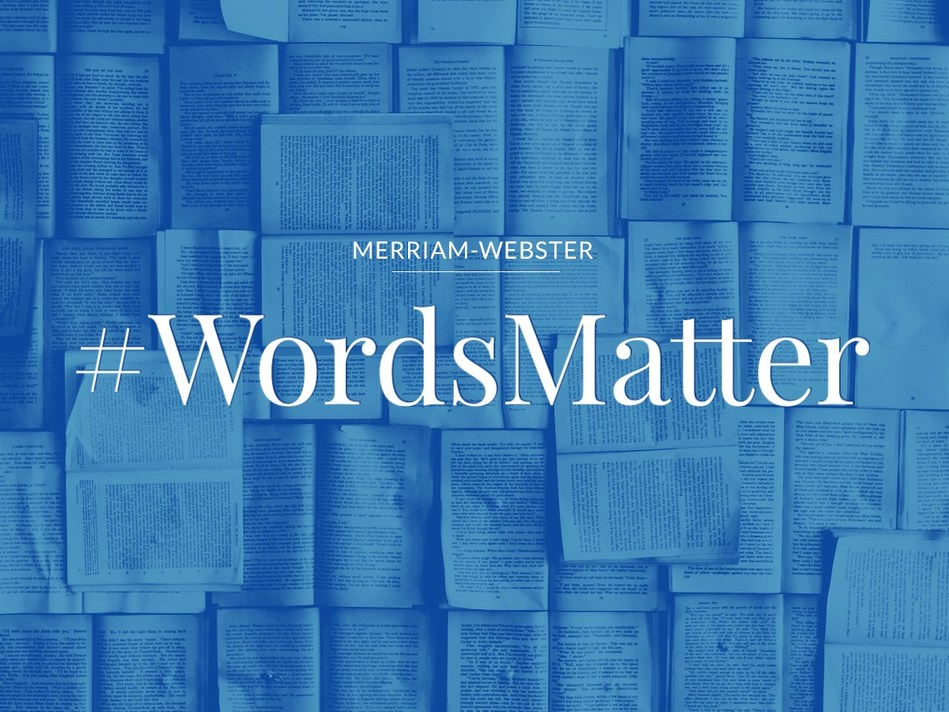 Merriam-Webster adds more than 1,000 new words and definitions to dictionary at Merriam-Webster.com