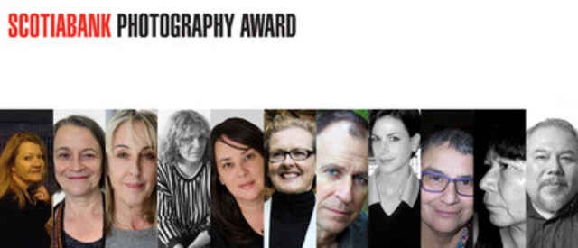The Scotiabank Photography Award presents its 2017 longlist (CNW Group/Scotiabank)