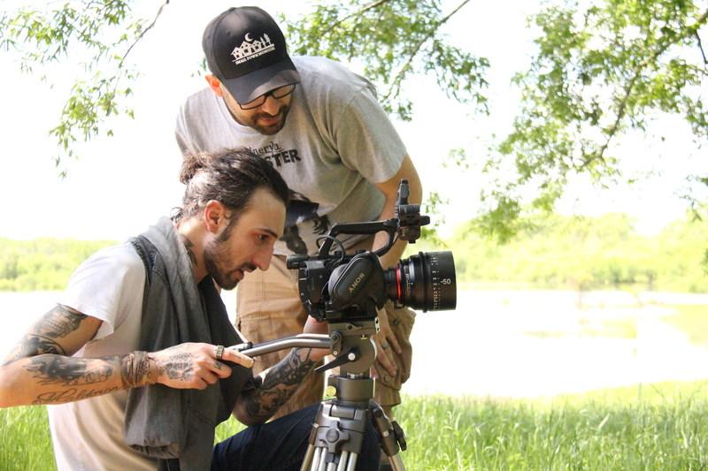 Director, Seth Breedlove and Cinematographer, Zac Palmisano