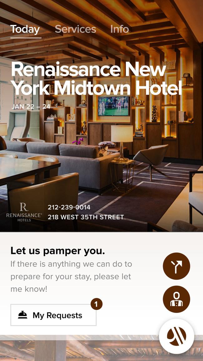 Marriott Reimagines Its Mobile App To Meet The Needs Of Modern World Travelers