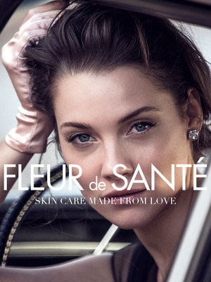 """""""Our products are made from love - I know we have something other brands don't - an ingredient more powerful than any other. Love. I would say our key ingredient is love,"""" says Mathias Tonnesson, CEO Laboratoire Fleur de Sante."""