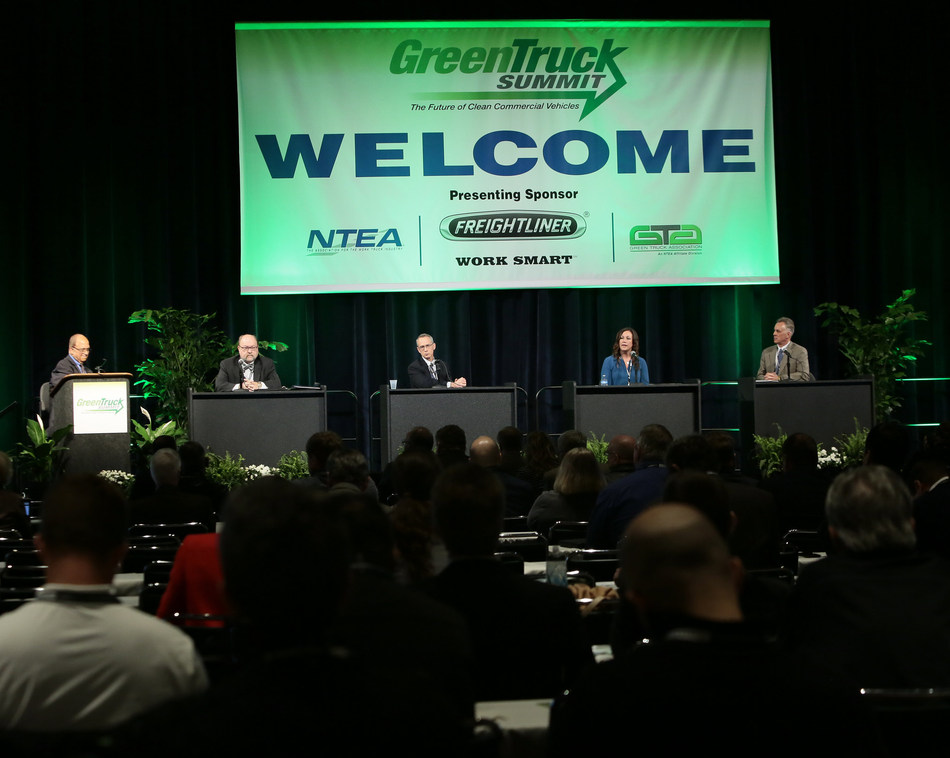 """Truck fleet managers will find answers to what """"clean energy"""" means for work trucks for 2017 and beyond at the Green Truck Summit, March 14-16, in nearby Indianapolis."""