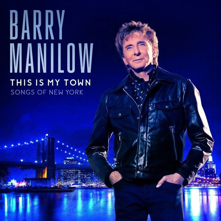 """New album from Barry Manilow, """"This Is My Town: Songs of New York"""" out April 21 on Verve Label Group"""