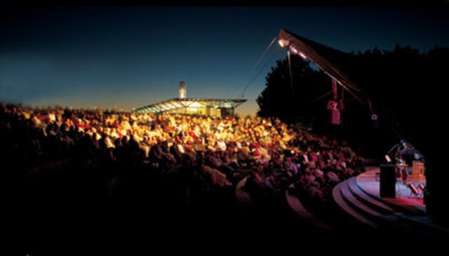Jackson-Triggs Amphitheatre at the Niagara Estate Winery, Niagara-on-the-Lake, Ontario (CNW Group/Jackson-Triggs Wines)