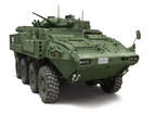 General Dynamics Land Systems-Canada to Increase Protection and Mobility for Canadian Army's LAV Fleet