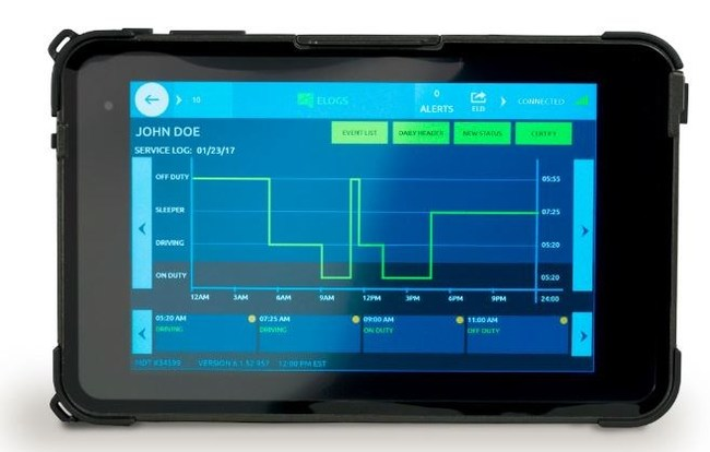 Journey 8 Tablet ELD