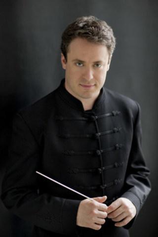 Julian Kuerti, chef invité (Groupe CNW/Conservatoire de musique et d'art dramatique du Québec)
