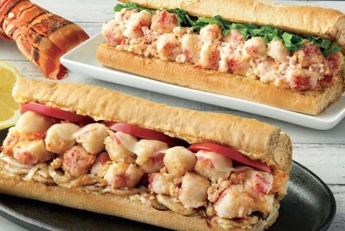 Quiznos Lobster & Seafood Scampi Bake is the newest limited-time Lenten menu item.