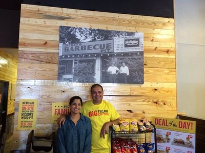 Dickey's Barbecue Pit original franchisee offers Kids Eat Free this Valentine's Day.