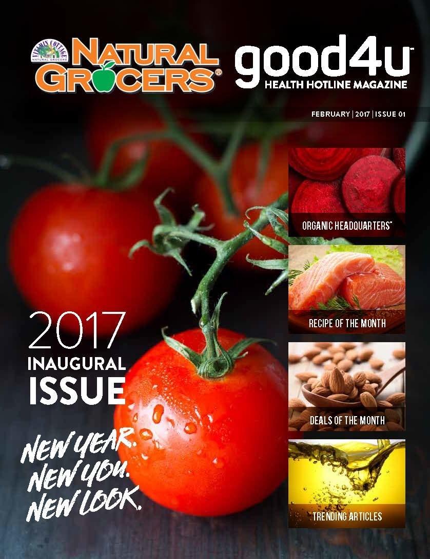 Natural Grocers redesigns its Health Hotline circular (PRNewsFoto/Natural Grocers)