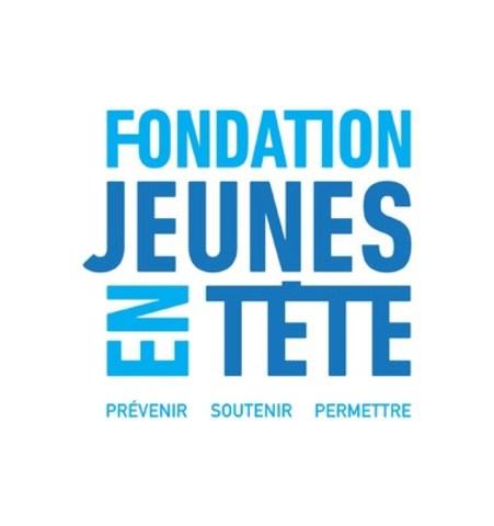 Logo: Fondation Jeunes en Tête (CNW Group/Fondation Jeunes en Tête)