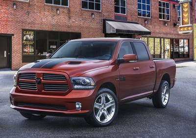 2017 Ram 1500 Copper Sport debuts at Chicago Auto show