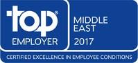 Top Employer Middle East logo (PRNewsFoto/JTI)