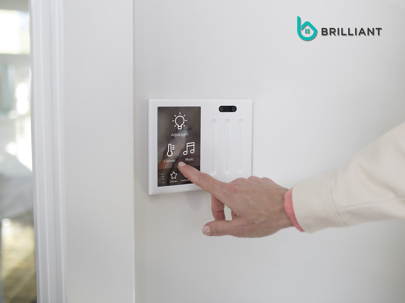 Brilliant Introduces Smart Home Control For Everyone - image