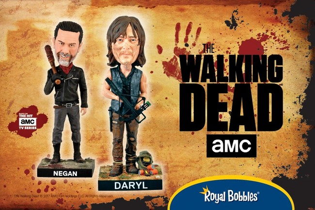 Negan and Daryl