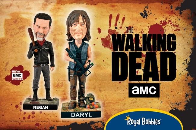 Negan and Daryl