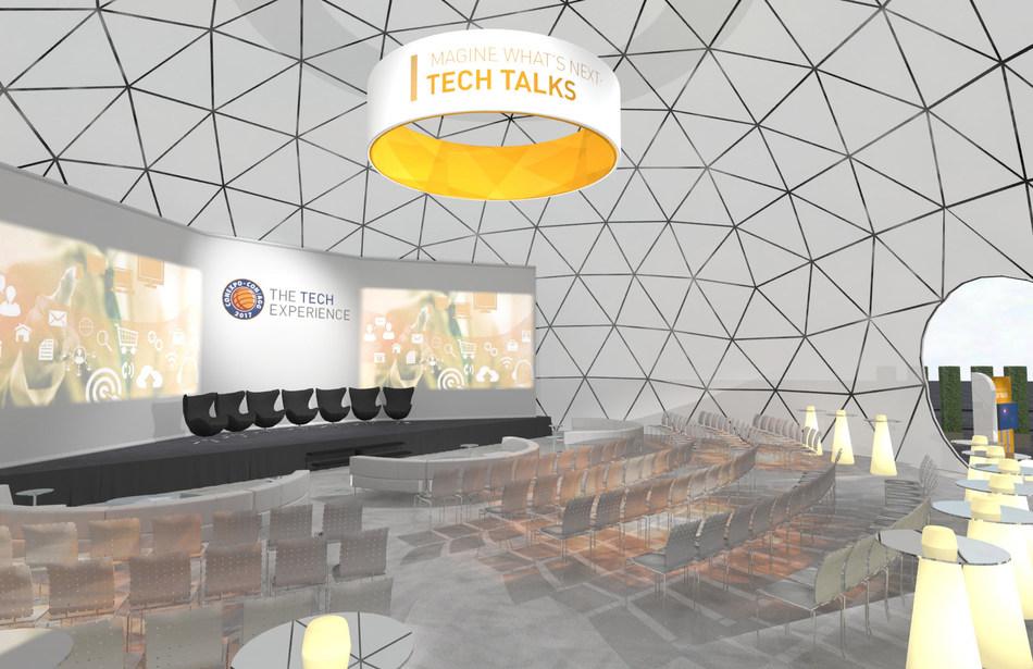 Top Global Innovators to Speak at CONEXPO-CON/AGG 2017 Tech Talks