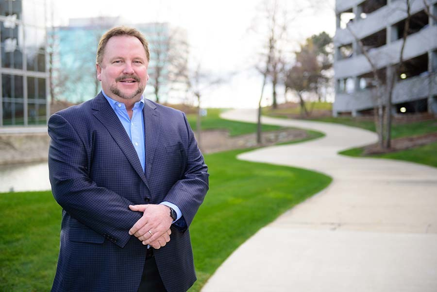 Jeff Walsh, new CEO of Sasser Family Holdings, Inc.