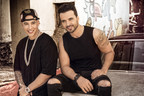 Luis Fonsi & Daddy Yankee (PRNewsFoto/Universal Music Latin Entertain)