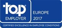 Top Employer Europe logo (PRNewsFoto/JTI)