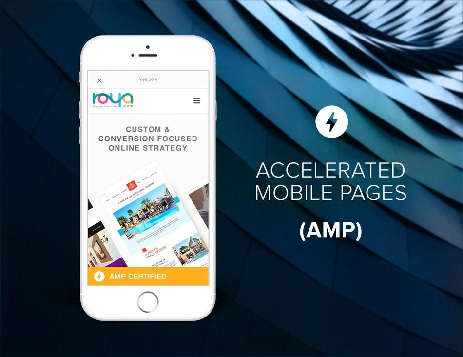 Canvas(R) AMP powered CMS