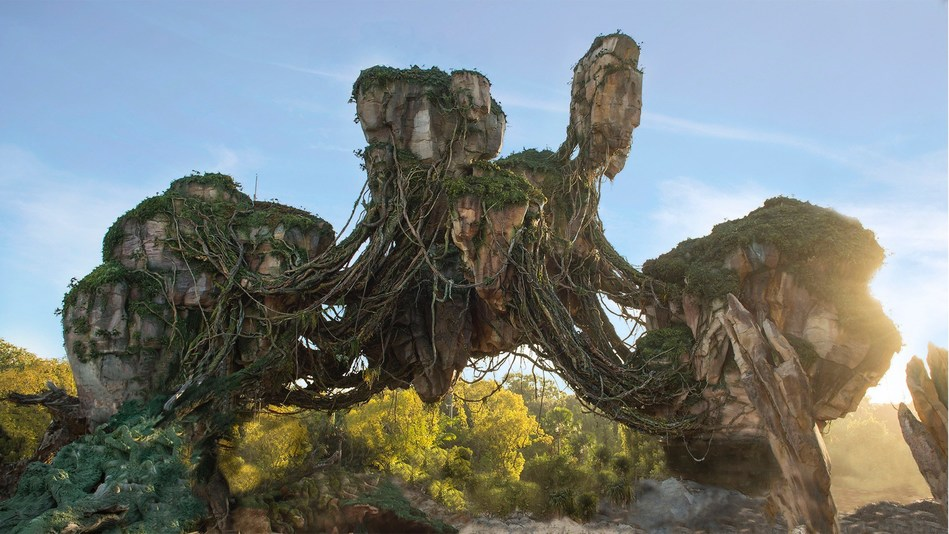 Opening May 27, 2017 at Disney's Animal Kingdom, Pandora - The World of Avatar will bring a variety of new experiences to the park, including a family-friendly attraction called Na'vi River Journey and new food & beverage and merchandise locations. Disney's Animal Kingdom is one of four theme parks at Walt Disney World Resort in Lake Buena Vista, Fla. (Disney/Handout)