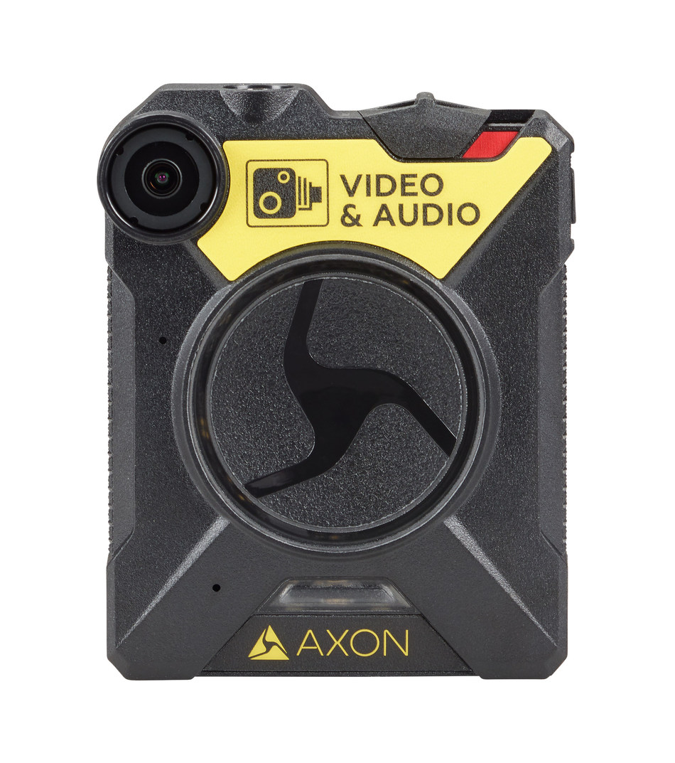 Axon Body 2 by TASER International, Inc., Scottsdale, AZ, USA (PRNewsFoto/TASER International, Inc.)