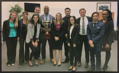 Torrance-based sales company, The So Cal Group, led by president Tedford Picha, won the Campaign Cup award for Q4 and the entire year for their consistently high sales quality and results.