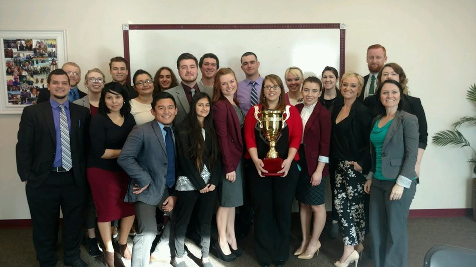 Northwestern Marketing Concepts, led by president Holly Clark, recently garnered national recognition for outstanding results during the fourth quarter.